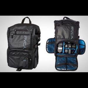 Zak Noyle RVCA camera bag!